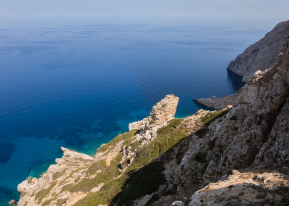 the-town-of-chora-folegandros-island-cyclades-greece-was-built-atop-a-steep-cliff-nearly-700-feet-210-meters-above-the-mediterranean-sea-the-varied-colors-of-the-water-were-beautiful