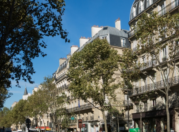 residences-and-shops-and-restaurants-along-boulevard-saint-germain-paris-france