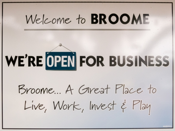 a-welcome-sign-at-the-runway-bar-restaurant-in-broome-australia-where-we-sampled-the-local-fish-soup-with-local-beers-while-listening-to-our-guide-and-his-sister-perform-local-songs