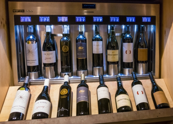 a-very-user-friendly-wine-dispensing-system-is-installed-all-across-the-cafe-at-the-national-wine-center-of-australia-an-elite-enomatic-wine-dispensing-system-with-tastes-of-over-120-different