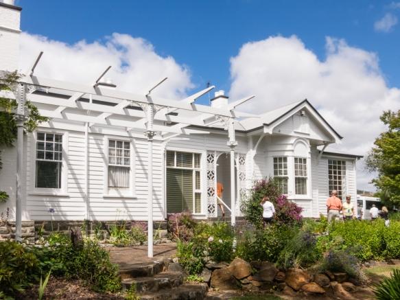 home-hill-once-home-to-joe-lyons-tasmanias-only-australian-prime-minister-devenport-tasmania-australia