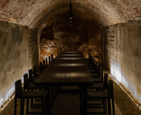 one-of-the-original-19th-century-underground-cave-wine-barrel-aging-rooms-at-penfolds-magill-estate-adelaide-australia-now-used-for-vip-tastings