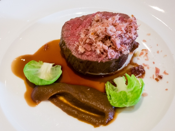 our-main-course-was-rare-fillet-of-coorong-angus-beef-with-smoked-potato-lachsschinken-floss-and-buttered-onions-accompanied-by-2007-charles-melton-nine-popes-shiraz-syrah-grenach