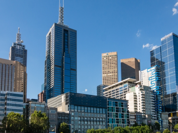 sleek-modern-designs-dominate-the-citys-high-rise-office-buildings-melbourne-victoria-australia