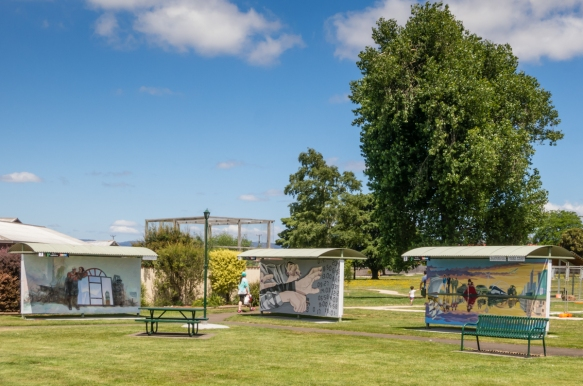 the-outdoor-display-of-winners-of-the-international-sheffield-mural-fest-annual-competition-at-mural-park-sheffield-tasmania-australia