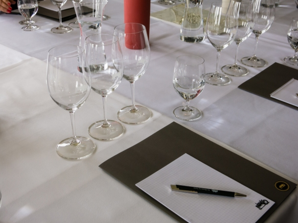 the-set-up-for-our-museum-wine-masterclass-conducted-by-head-sommelier-jacques-savary-de-beauregard-ten-minutes-by-tractor-the-mornington-peninsula-wine-region-victoria-australia