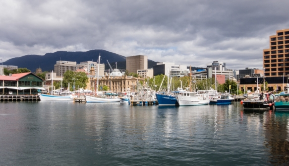 hobart-tasmanias-capital-city-australia-is-unusual-in-that-the-central-business-district-wraps-around-the-harbor-that-has-been-recently-gentrified-and-filled-with-shops-bars-restaurants