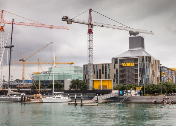 new-development-along-the-harbor-in-the-wynyard-quarter-a-current-redevelopment-project-look-at-all-the-cranes-includes-the-asb-sponsored-waterfront-theater-for-the-nz-opera-etc-and