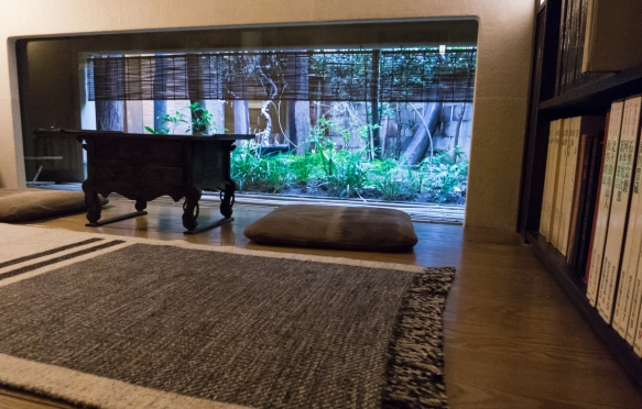 While there is no lobby, no restaurant, no fitness center, Tawaraya Ryokan in Kyoto, Japan, offers the few guests accommodated each night tranquility in both the guest_s room with a vi