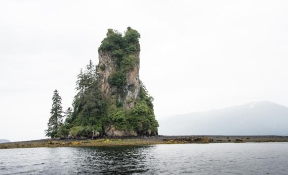 Late afternoon Zodiac cruise around New Eddystone, Misty Fjords, Ketchikan, Alaska, USA, #2