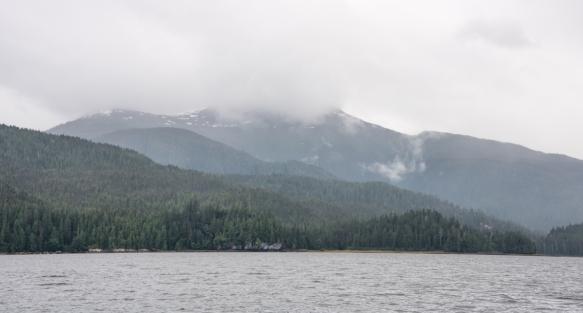 Late afternoon Zodiac cruise around New Eddystone, Misty Fjords, Ketchikan, Alaska, USA, #5