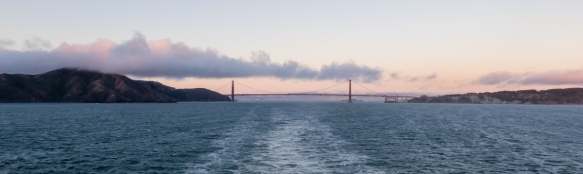 Navigators beginning with England_s Sir Francis Drake in the 1500s through the Spanish in the 19th century sailed by the Golden Gate Strait