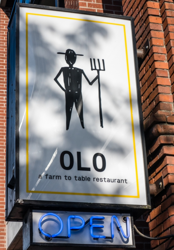 Olo (Restaurant) in Victoria, British Columbia, Canada, is a chef-family owned organic farm-to-table restaurant that transforms the freshest ingredients into sophisticated Pacific Northw