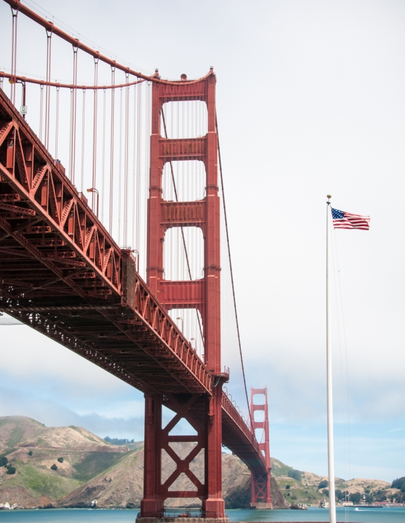 The frontispiece shows the Golden Gate Bridge viewed from Fort Point at the northern tip of San Francisco, CA, USA, with one of the Fort_s American flags flying in the strong onshore w