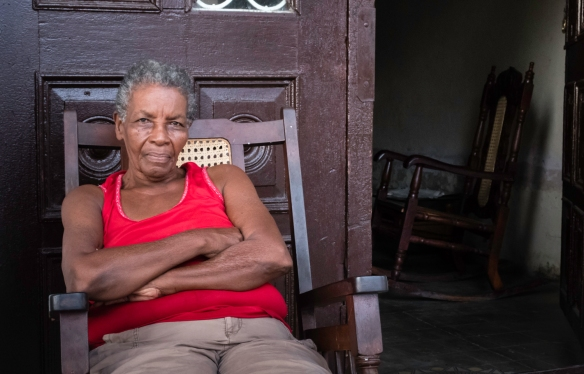 Cienfuegos, Cuba, Portrait #13