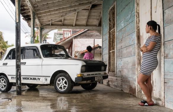 Cienfuegos, Cuba, Portrait #3