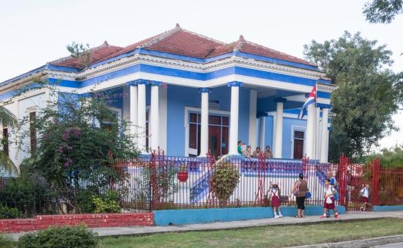 The José Ignacio Martí primary school, Santiago de Cuba, Cuba