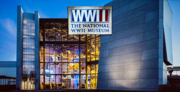 Offering a compelling blend of sweeping narrative and poignant personal detail, the National World War II Museum features immersive exhibits, multimedia experiences, and an expansive col