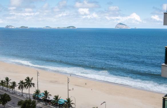 Praia da Joatinga (beach), São Conrado, Brazil
