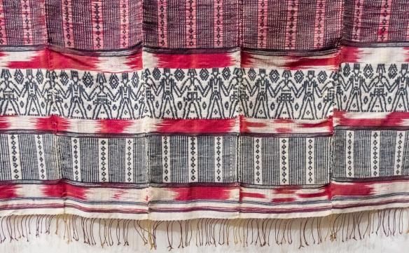 Centro Nacional de Artesanato e Design (National Artisan and Design Center); Mindelo, São Vicente, Cape Verde (Cabo Verde) – weaving #3