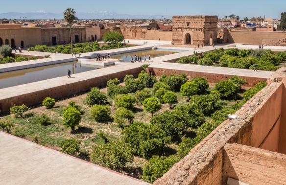 Palais Badii (El Badii Palace), Marrakech, Morocco, #4