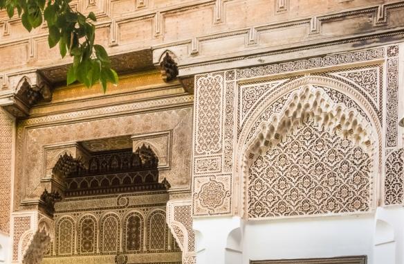 Palais Bahia (Bahia Palace), Marrakech, Morocco, #1