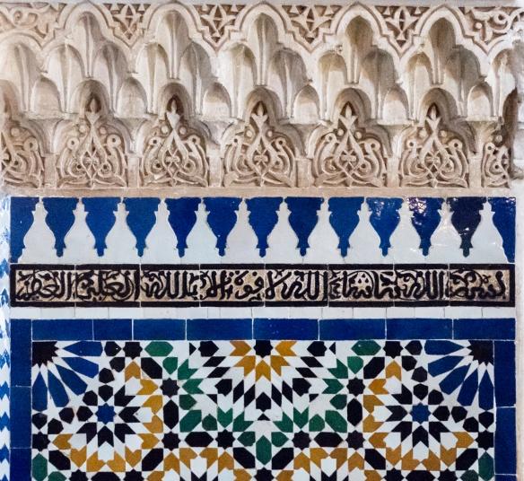 Palais Bahia (Bahia Palace), Marrakech, Morocco, #3
