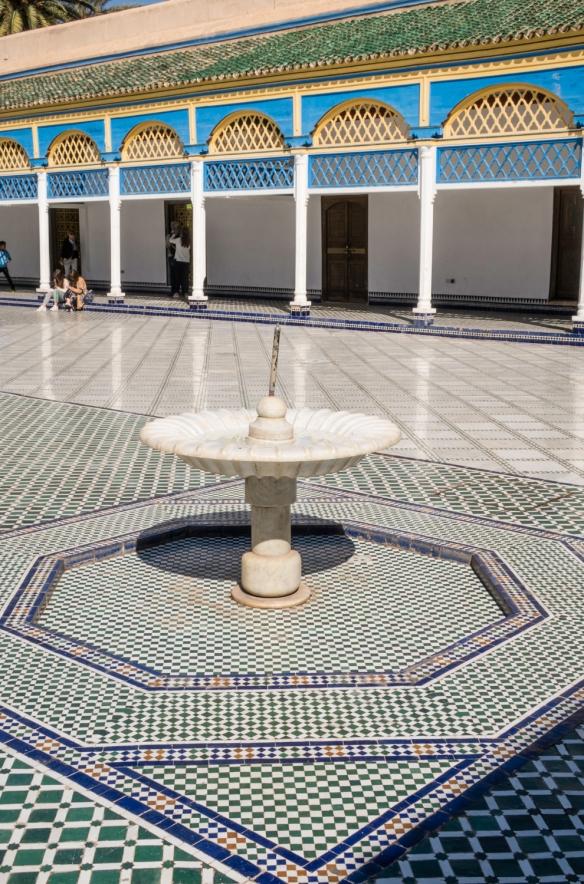 Palais Bahia (Bahia Palace), Marrakech, Morocco, #4