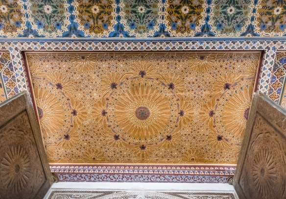 Palais Bahia (Bahia Palace), Marrakech, Morocco, #5