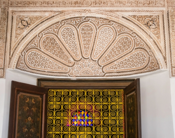 Palais Bahia (Bahia Palace), Marrakech, Morocco, #7