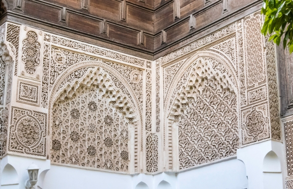 Palais Bahia (Bahia Palace), Marrakech, Morocco, #9