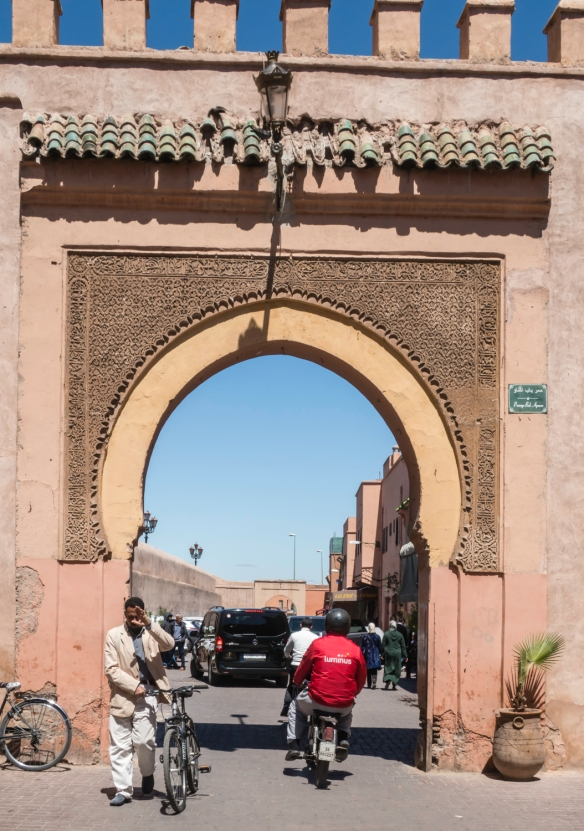 Portals in Marrakech, Morocco, #1