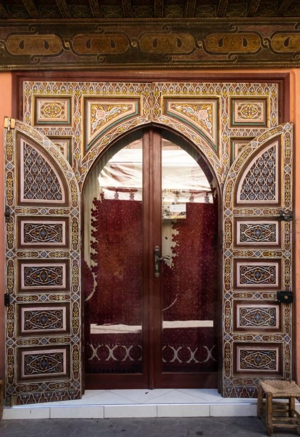 Portals in Marrakech, Morocco, #12