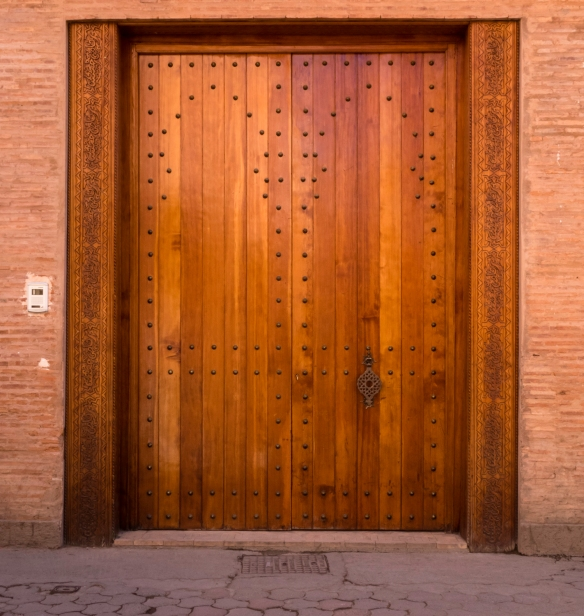 Portals in Marrakech, Morocco, #14