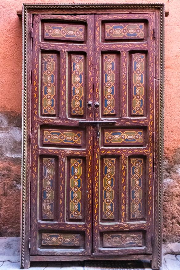 Portals in Marrakech, Morocco, #15