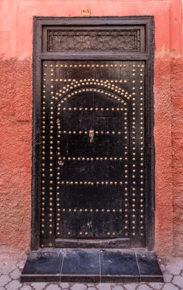 Portals in Marrakech, Morocco, #2