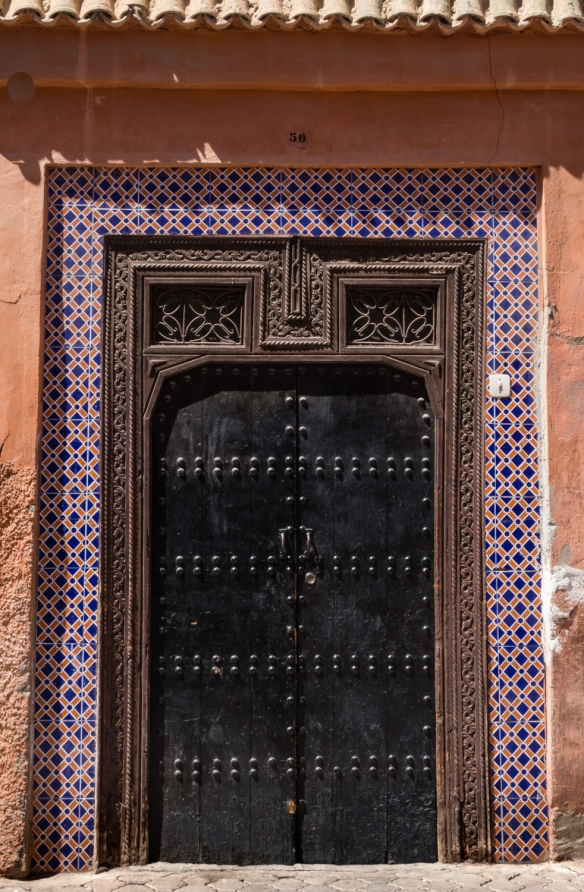 Portals in Marrakech, Morocco, #4