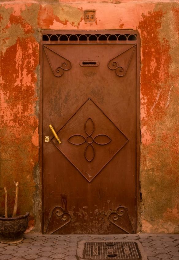 Portals in Marrakech, Morocco, #5