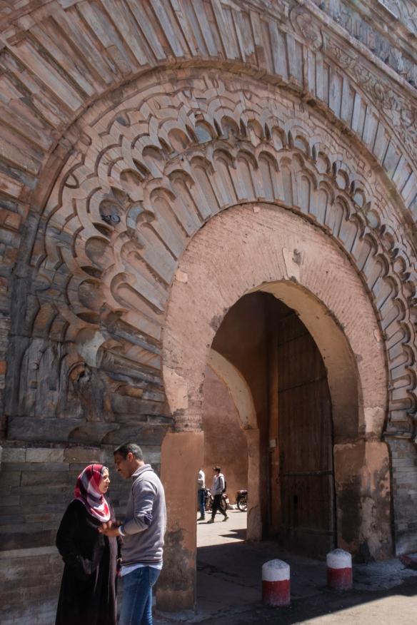 Portals in Marrakech, Morocco, #6