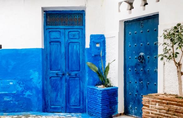 Portals in Tangier, Morocco, #1