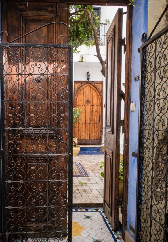 Portals in Tangier, Morocco, #10