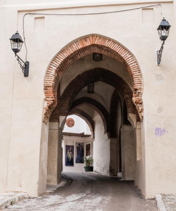Portals in Tangier, Morocco, #3