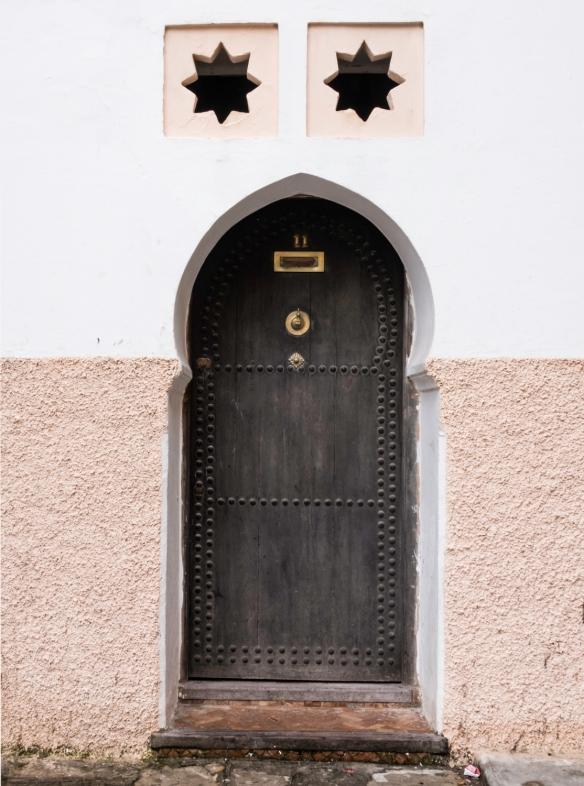 Portals in Tangier, Morocco, #5