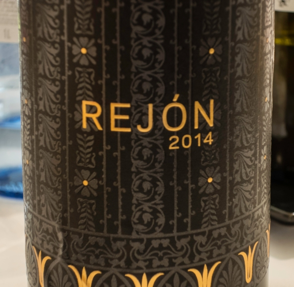 Rejón is the Gil Family Estates_ best vineyard of Tempranillo located in the town of El Pego, Spain, with 130 year-old vines that are planted on a top layer of gravel over very sandy