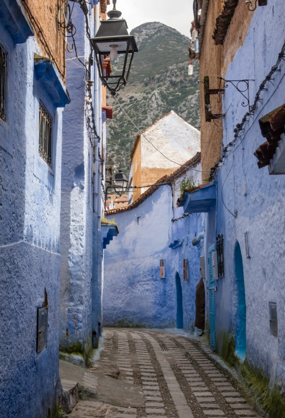 The Blue City of Chefchaouen, Morocco, #1