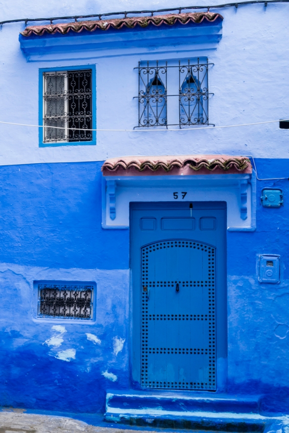 The Blue City of Chefchaouen, Morocco, #10