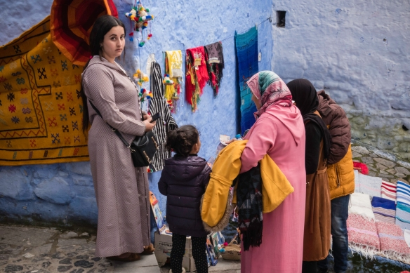 The Blue City of Chefchaouen, Morocco, #11