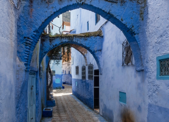 The Blue City of Chefchaouen, Morocco, #2
