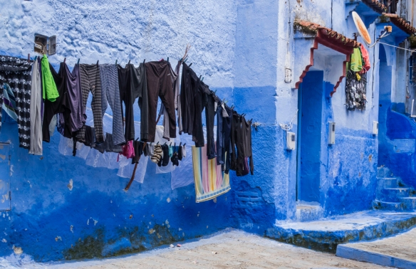 The Blue City of Chefchaouen, Morocco, #3