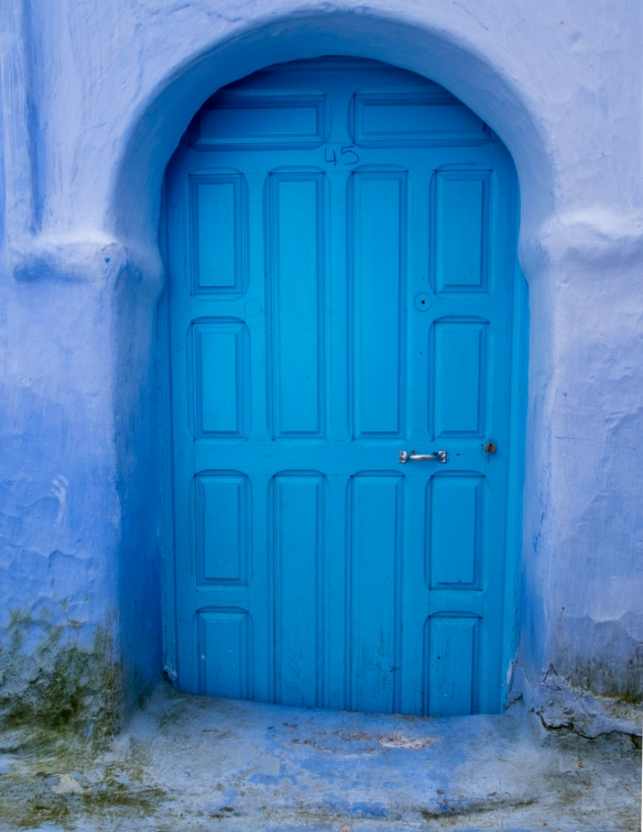 The Blue City of Chefchaouen, Morocco, #4